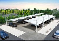 汽车停车场车棚方案设计