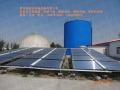 1000立方拼装罐 双膜气柜 太阳能供热
