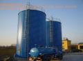 2000立方沼气工程 电泳拼装罐