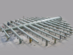 碳化硅喷淋管道