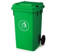 100L塑料垃圾桶-A1