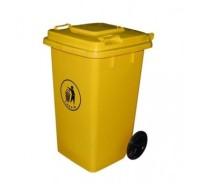100L塑料垃圾桶-A3
