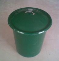 玻璃钢圆桶-A036