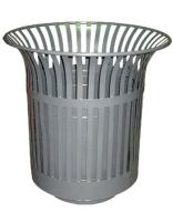 铁板垃圾桶-A1