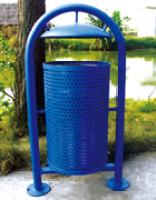 铁板垃圾桶-A2