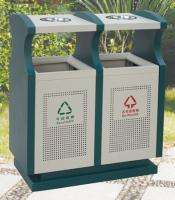 铁板垃圾桶-A3