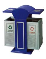 铁板垃圾桶-A5