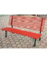 公园休闲椅-A14