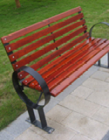 公园休闲椅-A17