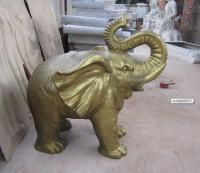 玻璃钢动物雕塑-A5