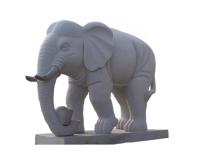 玻璃钢动物雕塑-A8