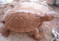 玻璃钢动物雕塑-A9