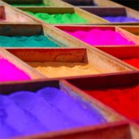 颜料和染料